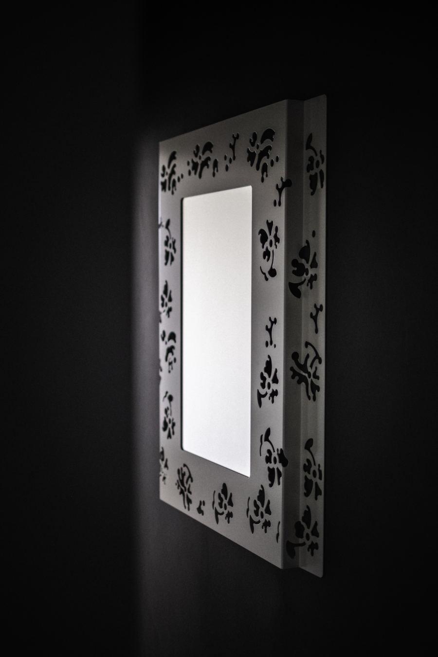 Ogledalo Romantic