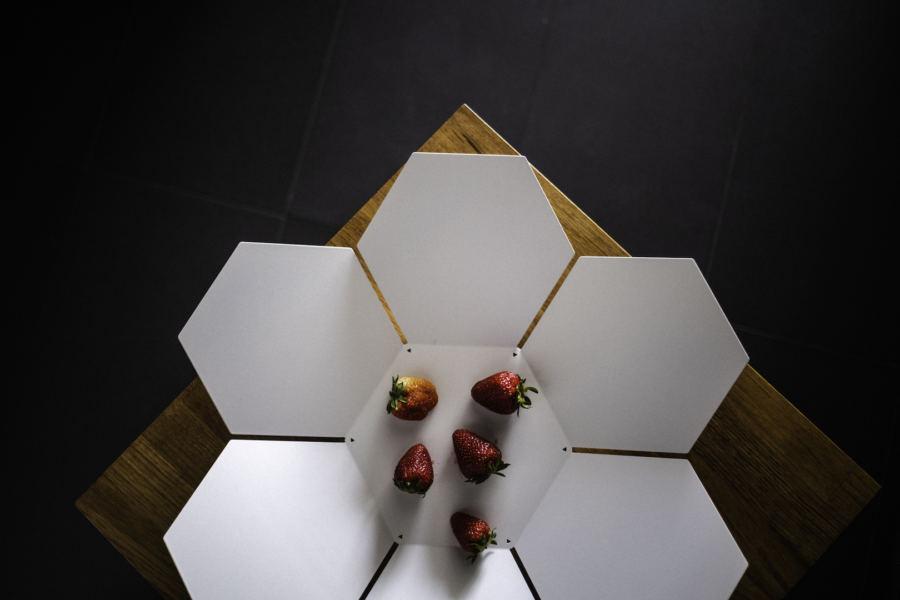 Zdjela za voće Hexa