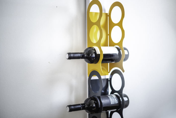 Wineline - zidni stalak